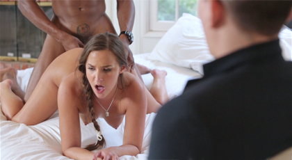 image Blonde doctor is submissive at work brazzers