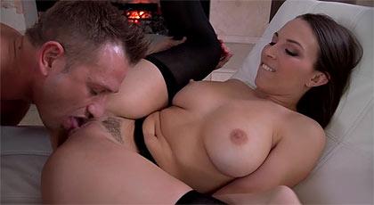 Chubby Girdle Fur Coat Porno