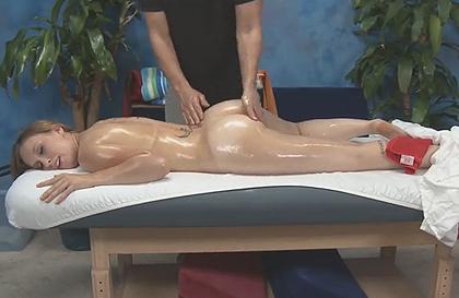 Servicio masaje duro