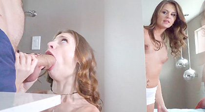 Bea Wolf Gets Spanked and Fucked