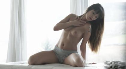 sensuality with the beautiful Mona Kim