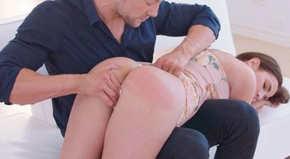 Olivia Nova punished and well fucked