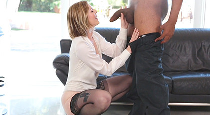 looking for a black cock to enjoy like a whore