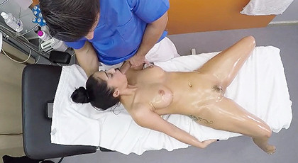 Deep medical review ends with great fucked
