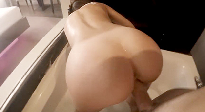 Amateur videos, fucking with your partner in the bathtub