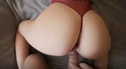 Porn videos, my wife's ass