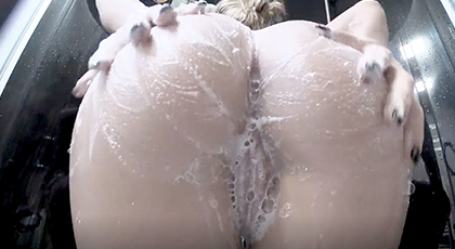 Amateur videos, soap and porn at home