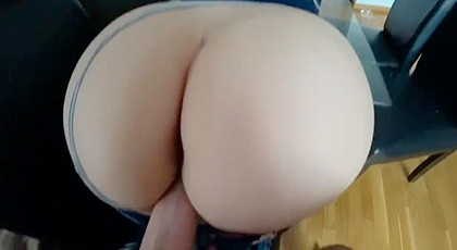 Amateur videos, huge ass of my wife