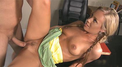Schoolgirl Nicole