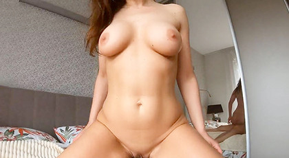 Amateur videos, wife rides
