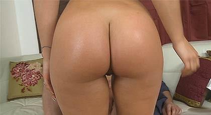 Liza\'s big butt