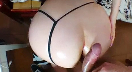 Amateur videos, enjoy my wife\'s ass