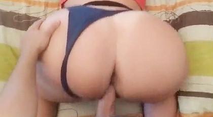 Amateur videos, Big ass of married milf
