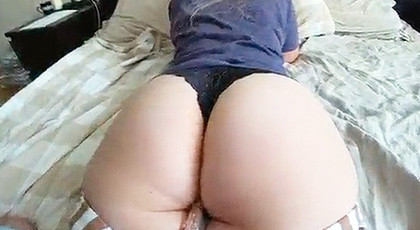 Amateur videos, My wife\'s big ass