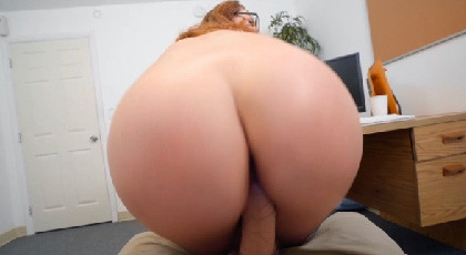 My secretary\'s ass