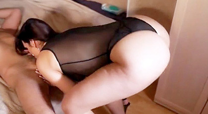 Amateur Videos, Girlfriend With Big Ass Sucks And Fucks