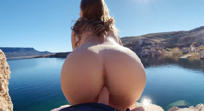Amateur videos, we fuck in the middle of nature