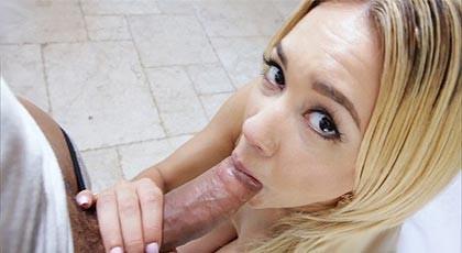 Blonde-job