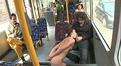Public humilliation in a bus