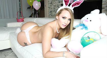 A delicious bunny