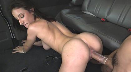 Porn in the Bangbus