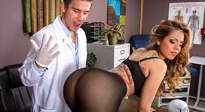 Sex in the doctor\'s office
