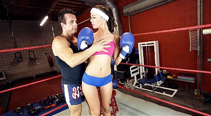 Boxing and sex