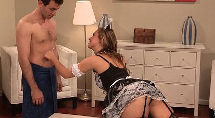 Maid wishes come true