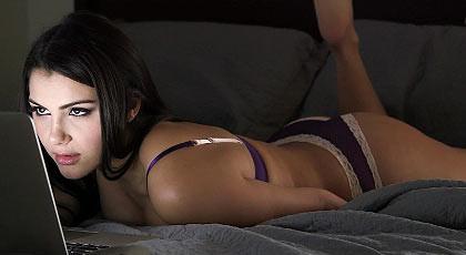 Sexual fantasies with Valentina Nappi