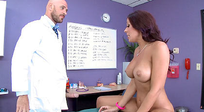 Doctor that cock is very hard, I eat it?