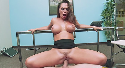 I want you fuck me well and be my assistant
