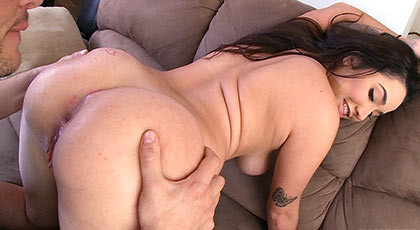 Karlee Grey is a assed brunette with powerful hips who loves fucks hard on all fours like a bitch