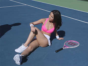 Naked male tennis pics fake players
