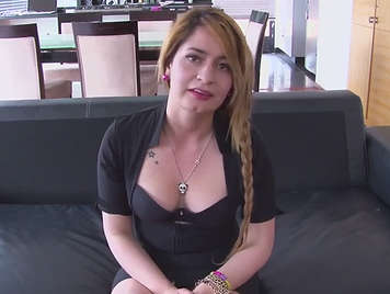homemade sex with a Colombian innocent