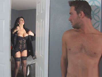 fucking busty mother of his best friend who is a whore luxury
