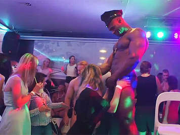 Bachelorette party, they prefer big, hard black cocks fucking their pussies and their mouths