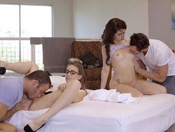 foursome sex between students and teachers