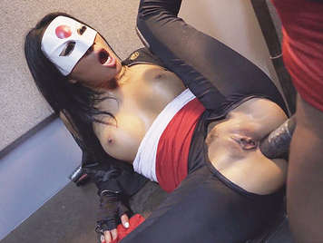 Fucking amazing Cinderella asian horror cola love