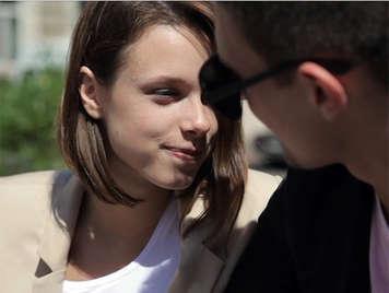 Russian teen loves oral sex