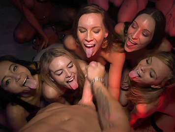Hot party Full Of Perfect Asses
