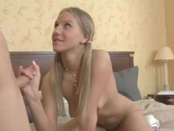 girl with pigtails wants to suck big cock xxx