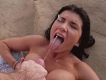 een stuk komische porno