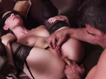 Sensual games with Casey Calvert and an erotic lingerie