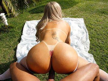 Brazilian bikini brands big ass and tits fucking hard fours
