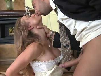 Girlfriend well whore fucks with the best man