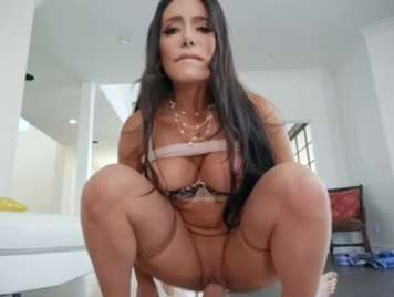 Mature likes to be fucked in the ass and filled with milk