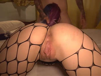 Lolita Spanish amateur with shaved and juicy pussy wants to be a porn actress and fucks like a professional whore