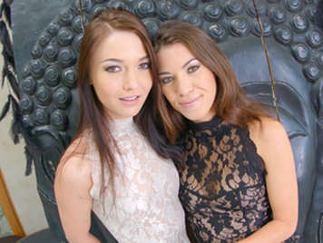 Tiffany Doll and Angelik Duval, from Eastern Europe