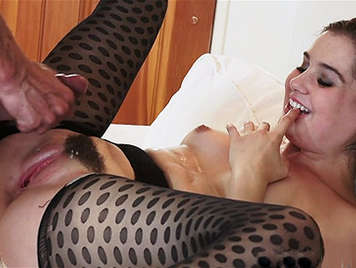 Brunettes over hairy pussy 13