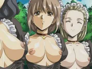 Sexual fantasies with maids hentai porn video